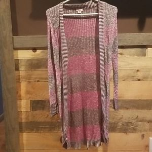 Mossimo Supply Co. Sweaters - Pink cardigan